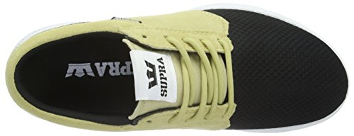Hammer Hpb Mehrfarbig Supra Run White Top Low Black Unisex Erwachsene Hemp WZ77nxAHE