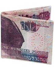 محفظة ثنائية الطي على شكل 100 جنية مصري