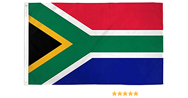 SOUTH AFRICA FLAG 2X3 FEET AFRICAN COUNTRY NATION BANNER NEW F517