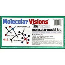 [(Molecular Visions (Organic, Inorganic, Organometallic) Molecular Model Kit #1 by Darling Models to Accompany Organic Chemistry)] [Author: Darling Models] published on (January, 2008)