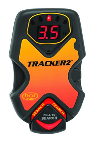 Backcountry Access Tracker2 Avalanche Beacon One Size by Backcountry Accessories