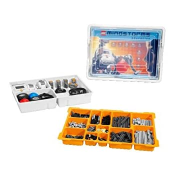 Amazon.com: Lego Mindstorms Education NXT Base Set (9797) - Robotic ...