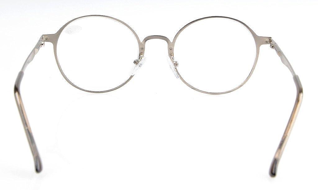 Eyekepper Primavera cerniere rotonda occhiali da lettura