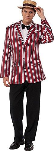 Rubie's Men's Good Time Sam Costume, As As Shown, Standard -