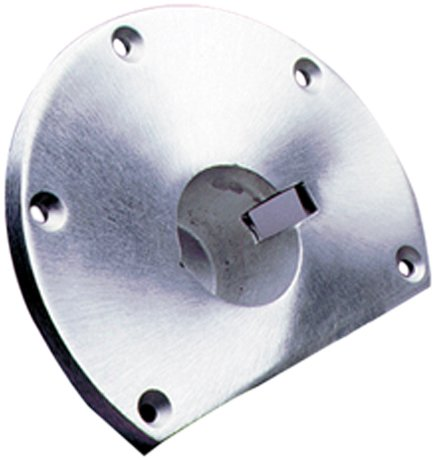 (Springfield Marine 1600005 Taper-Lock Deck Base - 9