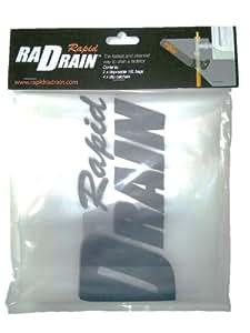 Bolsas de repuesto Radrain lornamead. , con kit lornamead Radrain usar. , agua radiadores calefacción central sistemas para drenar el. Contiene 2 bolsas y 4 goteantes llamativos. Reutilizable, resistente Retroexcavadoras 15ltr foreceast.