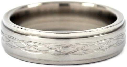 Celtic Ring Celtic Knot Ring Custom USA Made Mens Celtic Rings