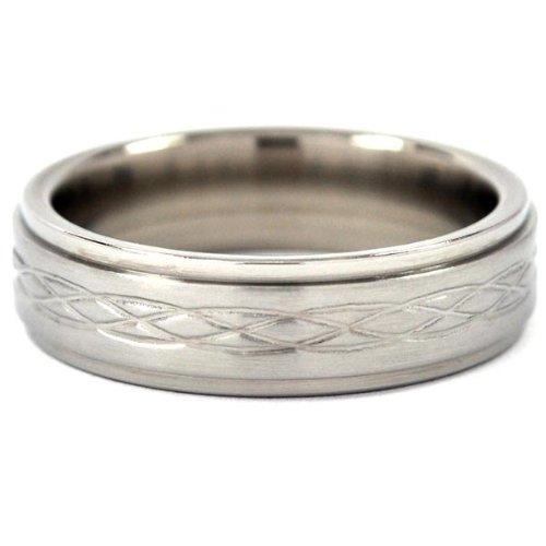 Mens Celtic Rings Celtic Ring Celtic Knot Ring Custom USA Made