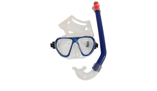 SEAC Set bis Plage SILTRA BLU - Pack de Snorkel, Color Azul ...