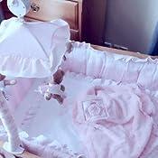 Amazon Com Baby Doll Bedding Regal Pique Crib Bedding