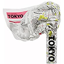 Crumpled City Map-Tokyo (Crumpled City Maps)