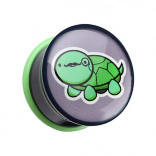 00g turtle plugs - 3