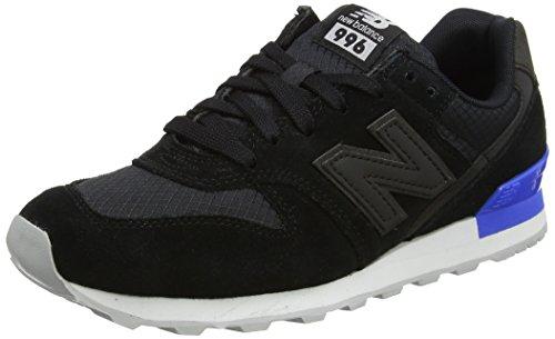 Para Balance black Mujer Zapatillas Wr996 Negro New g7qPx1wP