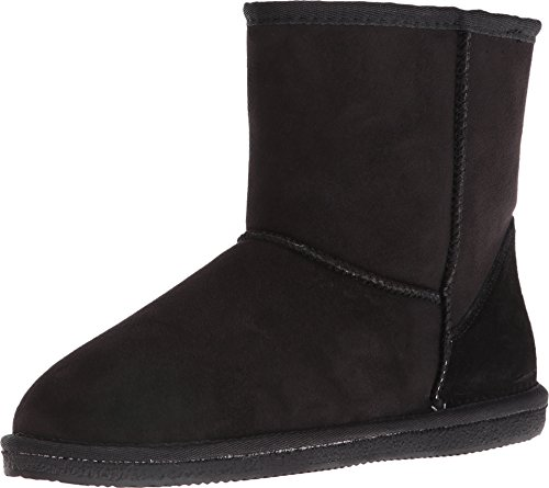 Inch Womens Black Boot 6 Lamo E6xdq6
