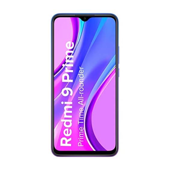 Redmi 9 Prime (Mint Green, 4GB RAM, 128GB Storage) - Full HD+ Display & AI Quad Camera   Extra INR 500 cashback as