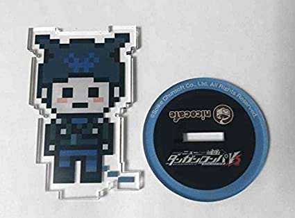 Amazon Com Danganronpa V3 Mini Acrylic Stand Charm Ryoma Hoshi Nico Cafe Limited Game F S Toys Games Zerochan has 201 hoshi ryouma anime images, wallpapers, fanart, cosplay pictures, and many more in its gallery. amazon com