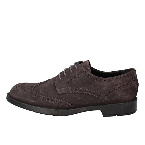 Shoes Mens Us Oxfords Grey 11 Roberto Botticelli News Suede OPn0k8Xw