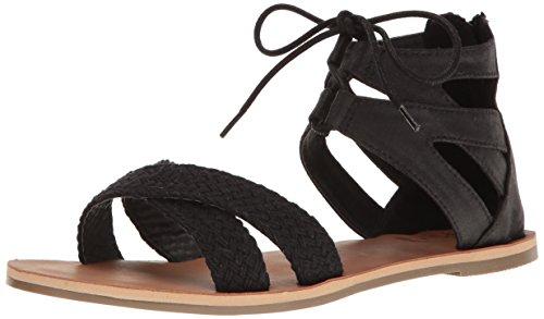 Billabong Womens Wild Wavez Gladiator Sandal Off Black sTuUKQ