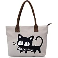 Large Canvas Tote Bags Top Handle Satchel Handbag Shoulder Bag Designer Purses for Women