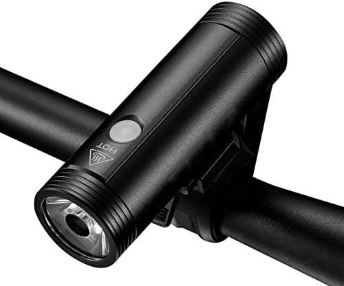 MTBロードバイクヘッドライト投光器を充電自転車フロントライト400/800ルーメン防雨自転車LEDライト懐中電灯のUSB,800 lumens