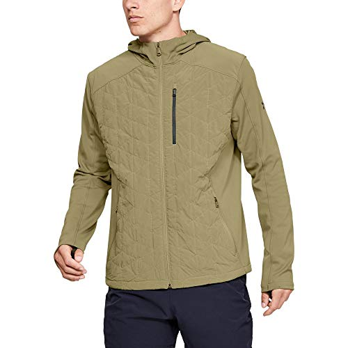 Outpost Hybrid - Under Armour ColdGear Reactor Hybrid Lite MD Outpost Green
