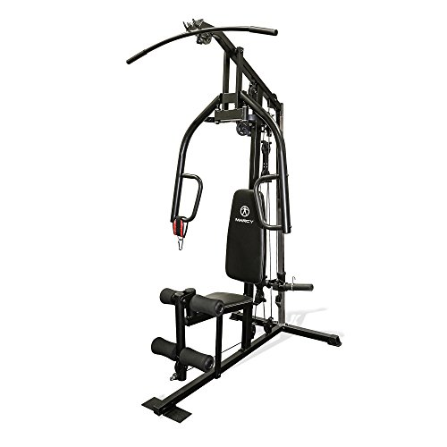 Marcy Free Weight Strength Training Home Exercise Workout Gym Machine Equipment – DiZiSports Store