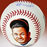 Jose Altuve Signed & Hand Painted Baseball