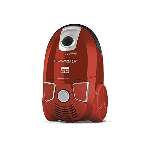 Rowenta RO5423EA, Aspirateur à cylindre, rouge, 4l, 750W