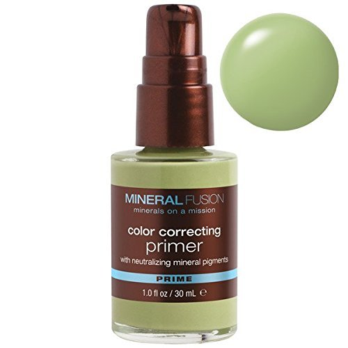 Color Correcting Primer, Prime, 1.0 fl oz (30 ml) - Mineral Fusion - UK Seller by Mineral Fusion