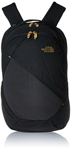 a1ad6e6a5 The North Face Women's Isabella Backpack TNF Black Heather/24k Gold ...