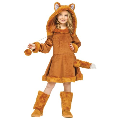 Sweet Fox Kids Costume (Fox 8 Halloween Costumes)