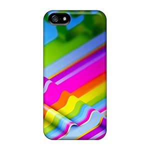 Hot Colorful Life First Grade Tpu Phone Case For Iphone 5/5s Case Cover