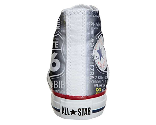 Converse Customized - zapatos personalizados (Producto Artesano) Route 66 Black