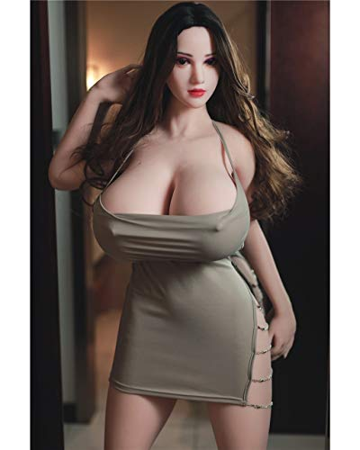 Zyuantyuan Pure Natural Skin and F Cup TPE Forced Real Heart Doll 170cm Massager Friction Attrition -