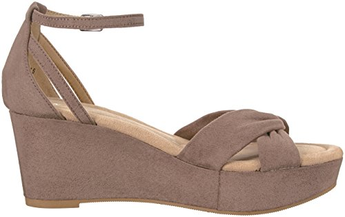 Taupe Suede Devin Chinese Laundry by CL Dusty Damen AxqY0ZWBwR