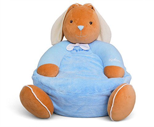 Kaloo Plume Blue Rabbit Sofa - Sofa Maxi Bear