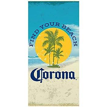 "30/""x60/"" Corona Licensed Beach Towel"