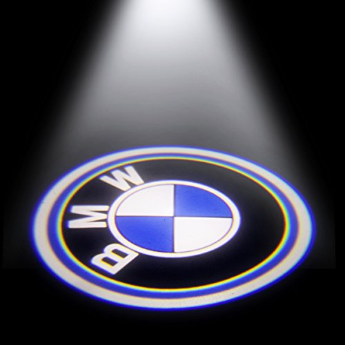 jiafeng bmw car door led light logo hd projector easy. Black Bedroom Furniture Sets. Home Design Ideas