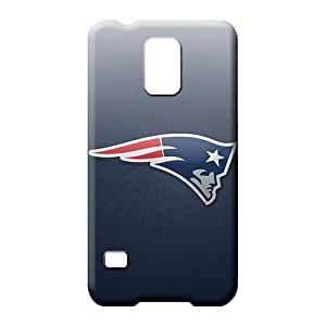 samsung galaxy s5 mobile phone cases Scratch-free Impact High Grade new england patriots