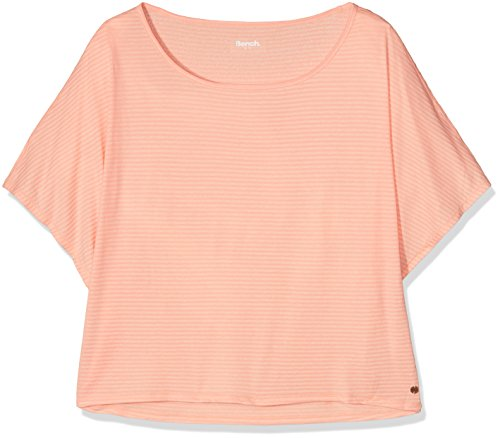 Bench Slinky Active Tee – Camiseta rosa (Coral rosa)