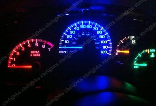 Jtech 10x T5 5050 SMD LED Green Instrument Panel Dash Light Bulb 74 17 18 37 70 2721