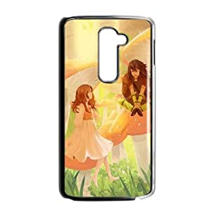 Secret World of Arrietty LG G2 Cell Phone Case Black M3808332