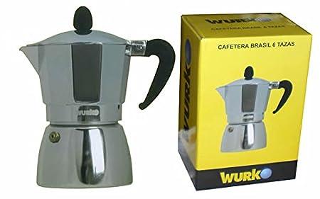 Wurko Cafetera Italiana: Amazon.es: Hogar