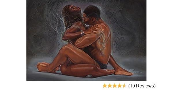 Williams WAK ART PRINT The Kiss Kevin A