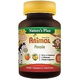 Nature s plus - Source de vie enfant animal parade (goût orange) - 60 comprimés sécables à croquer -