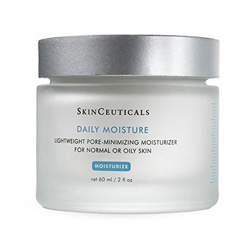 - Skinceuticals  Daily Moisturize Pore-minimizing Moisturizer For Normal Or Oily Skin, 60 ml / 2 fl oz
