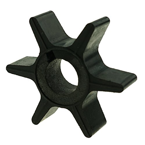 uanofcn New Outboard Water Pump Impeller for Chrysler Chrysler 9.9hp & 15hp 47-F436065-2