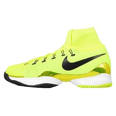 Nike Men's Air Zoom Ultrafly HC QS, VOLT/BLACK-WHITE-DARK GREY, 12 M US