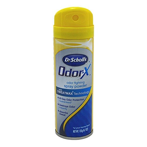 Dr Scholls Destroyer Deodorant Spray product image