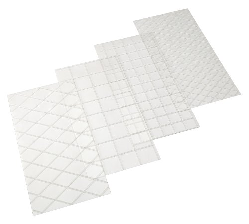 Cake Boss Decorating Tools 4 Piece Quilted Fondant Imprint